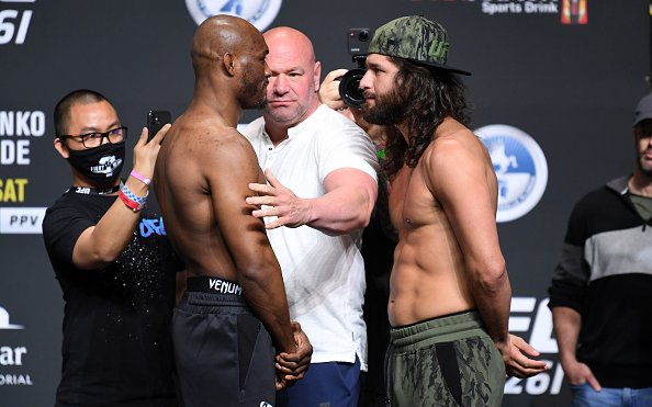 Image for UFC 261 Results