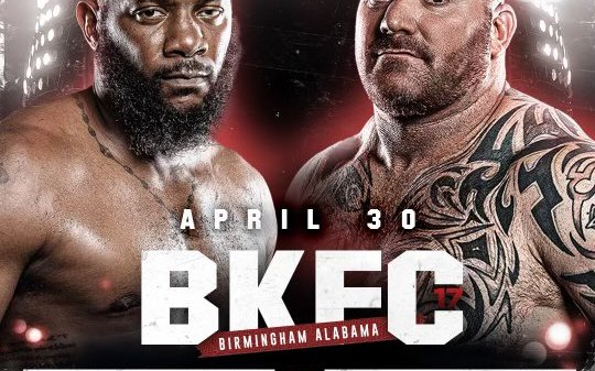 Image for BKFC 17 Results