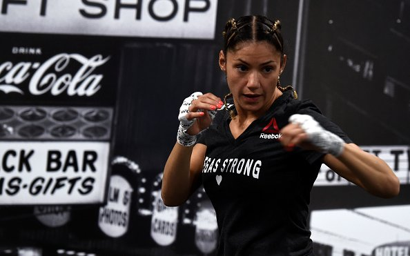 Image for MMA Veteran Pearl Gonzalez Signs with BKFC