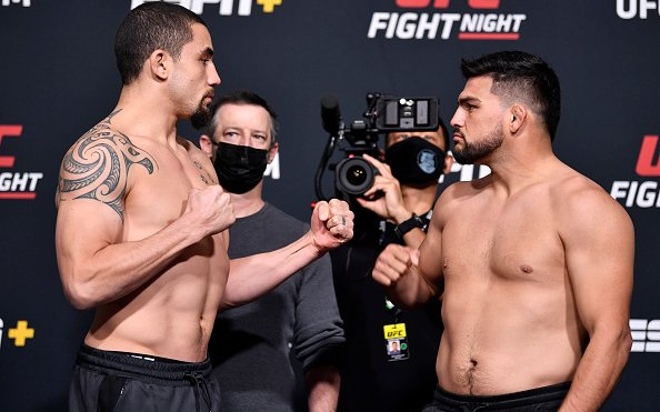 Image for UFC Vegas 24 Results