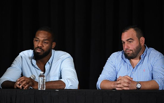 Image for Jon Jones parts way with longtime agency First Round Management after 11 years