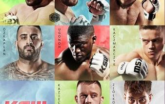 Image for KSW 60 Results