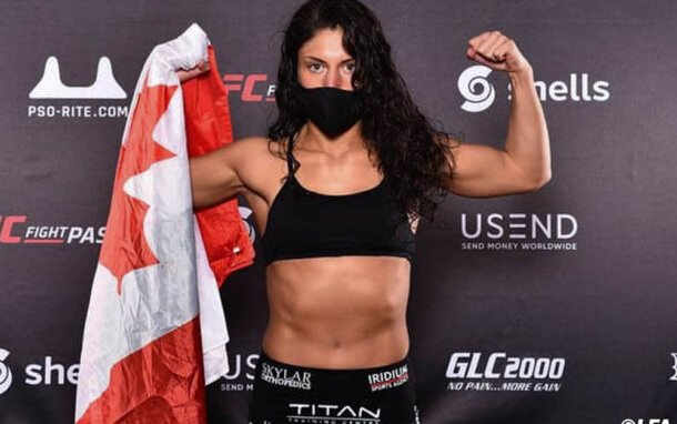 Image for Lupita Godinez Signs Multi-Fight Deal with UFC