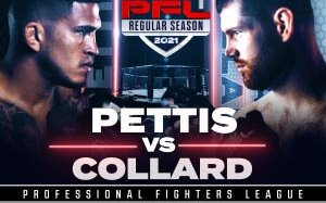 Image for PFL 1 2021 Results