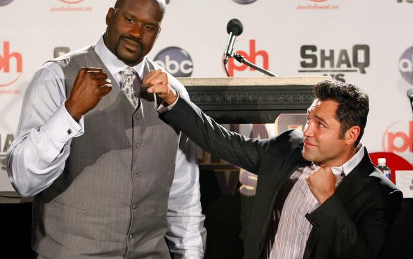 Image for The Celebrity Boxing League   Top 5 Candidates