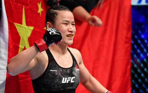 Image for Zhang Weili vs. Rose Namajunas – UFC 261 Preview