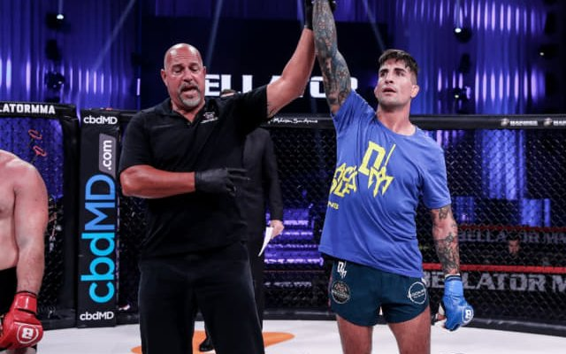 Image for Bellator 258's Daniel Madrid on Johnny Eblen: 'We're Going to Put on a Hell of a Show'