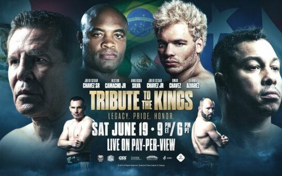 Image for Chavez Jr. vs. Silva: Tribute to the Kings Preview