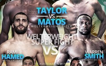 Image for Titan FC 69 Results