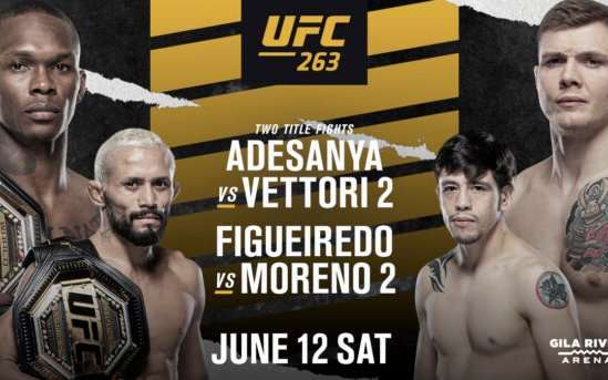 Image for UFC 263 Has All The Makings Of A Summer Blockbuster