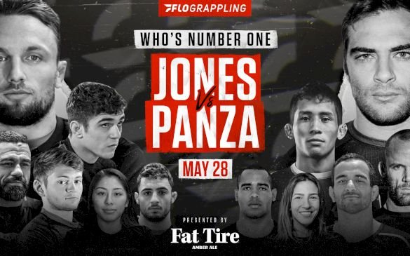 Image for Who's Number One Results: Craig Jones vs. Luiz Panza