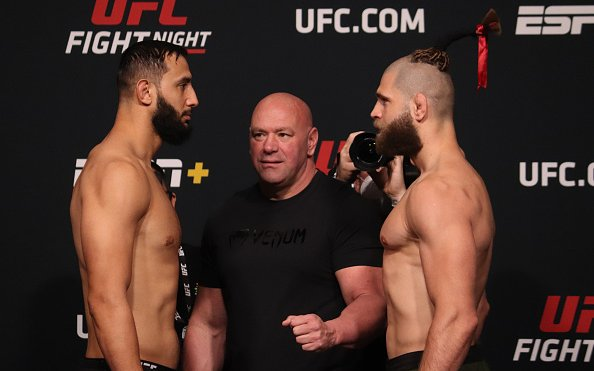 Image for UFC Vegas 25 Results