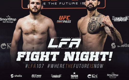 Image for LFA 107 Results