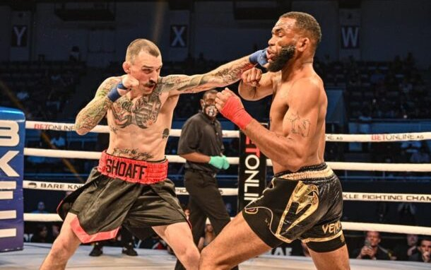 Image for Tom Shoaff Looking to Work Toward Title Shot After BKFC 17 Win