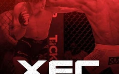 Image for XFC Young Guns 2 Results