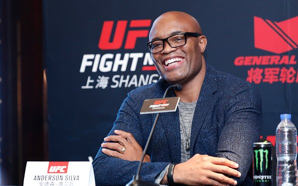 """Image for Anderson Silva vs. Paul Brothers? """"Maybe."""""""