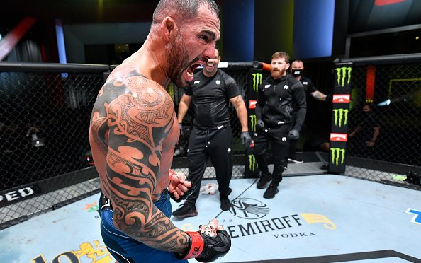 Image for Santiago Ponzinibbio Wins the Fight of the Night   A Breakdown