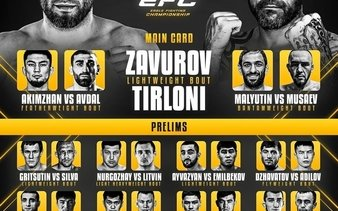 Image for EFC 37 Results – Eagle Fighting Championship 37