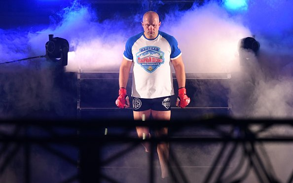 Image for Bellator Announces Fedor Emelianenko's Next Fight Will Be in Moscow, Russia