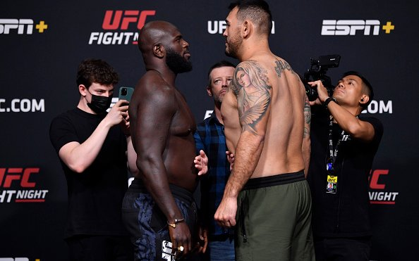 Image for UFC Vegas 28 Results
