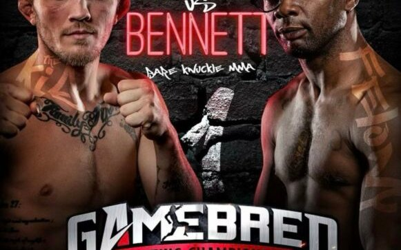 Image for Gamebred Fighting Championship 1 Results