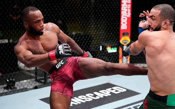 Image for Leon Edwards to Become #1 at Welterweight With Win at UFC 263