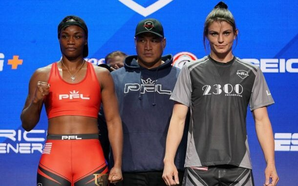 Image for PFL 4 2021 Results