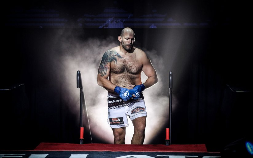 Image for Tim Johnson Expects War of Attrition in Bellator 261 Main Event Against Valentin Moldavsky
