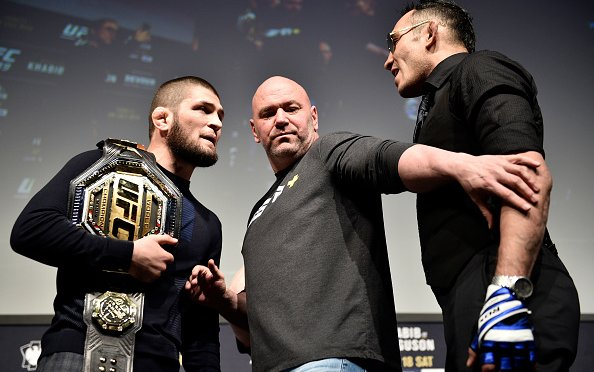 Image for 5 Things That Would Have Happened in MMA if the World Were Perfect