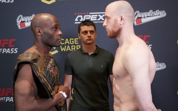 Image for Cage Warriors 123 Results