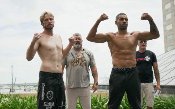 Image for Titan FC 70 Results: Bruno Assis Wins Middleweight Gold