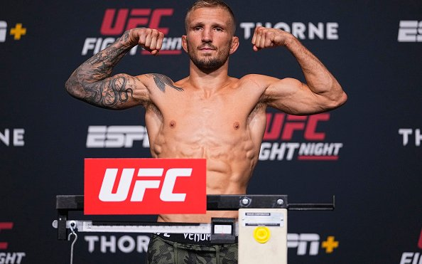 Image for Cory Sandhagen vs. TJ Dillashaw Betting Odds and Pick