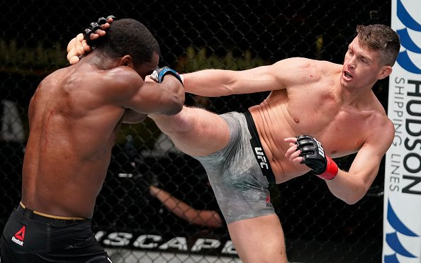 Image for Does Stephen Thompson Earn a UFC Title Shot with Win at UFC 264?