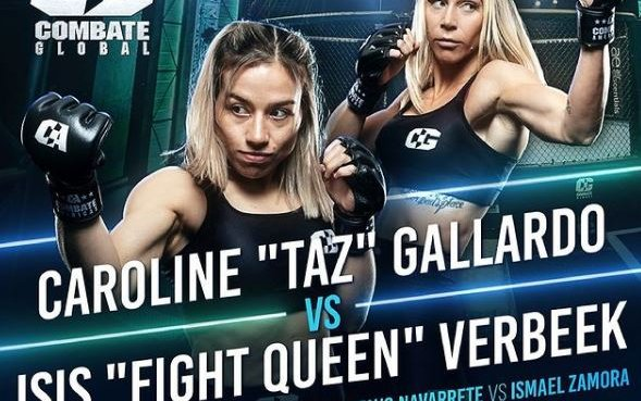 Image for Combate Global 12 Results