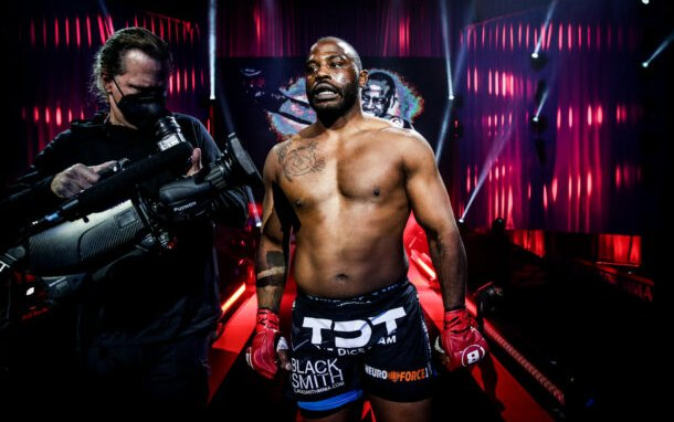 Image for Tyrell Fortune Ready For A Title Run, Starting with Bellator 262 Fight with Matt Mitrione