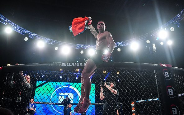 Image for Kiefer Crosbie Ready to Shake Up Lightweight Division, Starting with Bellator 263 Fight