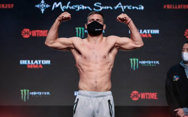 """Image for Mads Burnell Feels """"Wanted and Appreciated"""" Ahead of Bellator 263"""