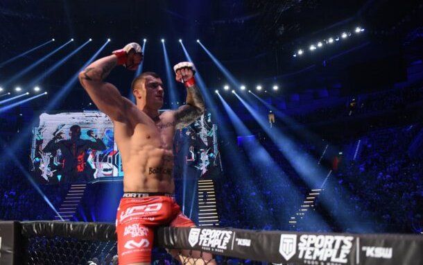 Image for Roberto Soldic Returns to Action in KSW 63 Main Event