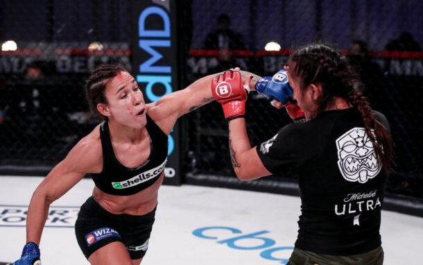 Image for Juliana Velasquez Plans to Dominate Division for a Long Time