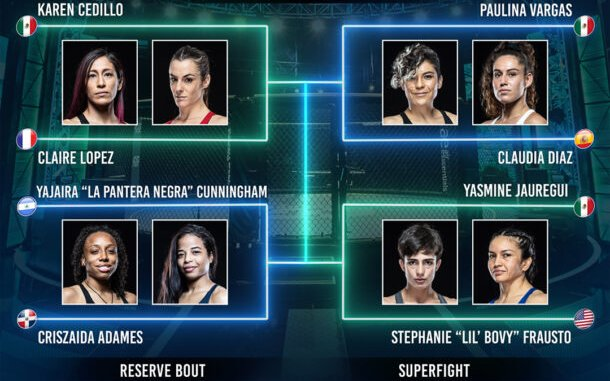 Image for Combate Global 17 Results