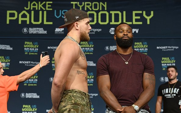 Image for Jake Paul vs. Tyron Woodley Preview