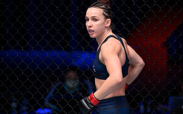 Image for Vanessa Demopoulos to Make UFC Debut on Late Notice