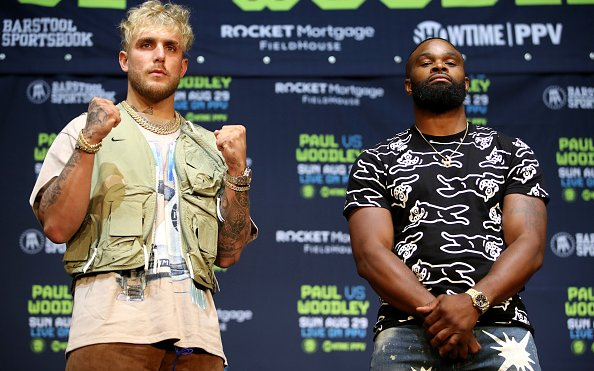 Image for Takeaways from All Access: Jake Paul vs. Tyron Woodley