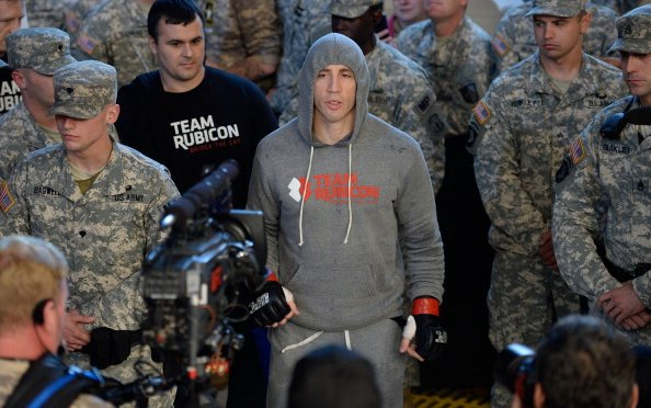 Image for Highlighting Tim Kennedy: American Warrior