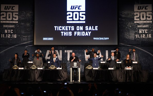 Image for Events That Haven't Aged Well – UFC 205