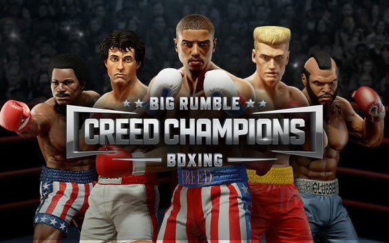 Image for Big Rumble Boxing: Creed Champions Review