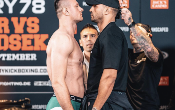 Image for Glory 78 Results