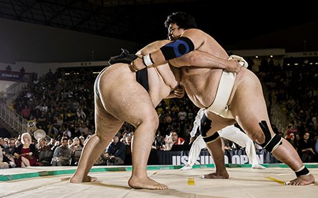Image for US Sumo Open Set for October 2