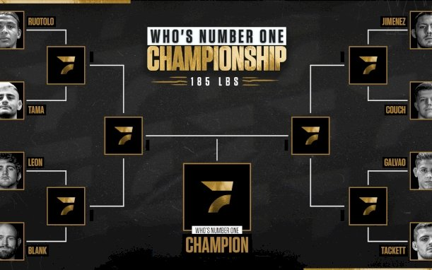 Image for 2021 Who's Number One Championship Results: Saturday