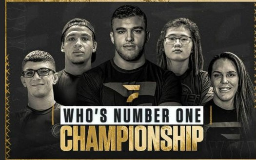 Image for 2021 Who's Number One Championship Results – Sunday Finals